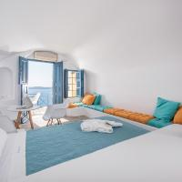 Deluxe Suite with Panoramic Caldera View (3 Adults)