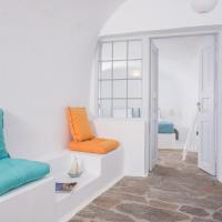 Two-Bedroom Suite with Panoramic Caldera View