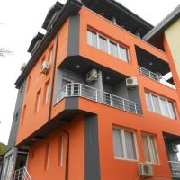 Family Two-Bedroom Apartment with Balcony