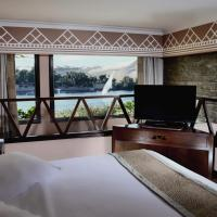 Junior King Suite with Nile View