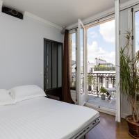 Three-Bedroom Apartment - Rue Perrée