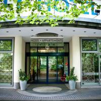 Hotelbilleder: City Hotel Fortuna Reutlingen, Reutlingen