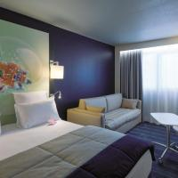 Standard Room with double bed and 2 persons sofa