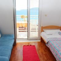 One-Bedroom Apartment with Balcony and Sea View