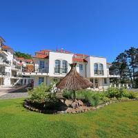 Hotel Pictures: Haus Meeresblick - Ferienwohnung Ostseegold & Ostseesilber, Baabe