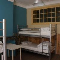 Bed in 6 Bed Male Dormitory Room