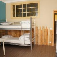 Bed in 6 Bed Female Dormitory Room