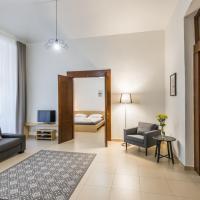 Three-Bedroom Apartment - Řeznická 14