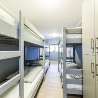 Six-Person Room with Private Bathroom