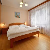 Two-Bedroom Apartment Budovatelska Street No. 37