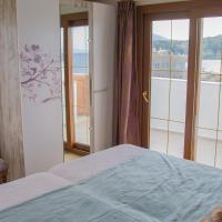 Double or Twin Room with City and Sea View