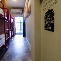 2 Beds in 4-Bed Mixed Dormitory Room