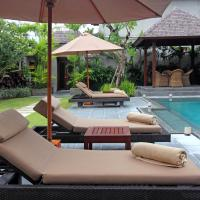 Two-Bedroom Villa Frangipani with Private Pool