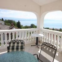 One-Bedroom Apartment with Terrace and Sea View