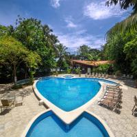 Hotel Pictures: Aninga Lodge, Tortuguero