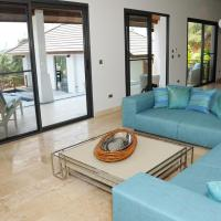 Three-Bedroom Villa with Sea View and Private Pool