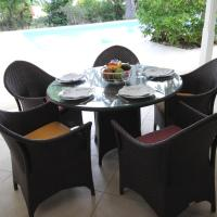 Villa with Sea View - Les Palmiers