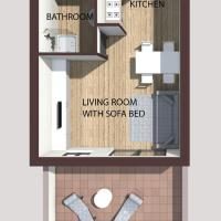 Two-Room Apartment