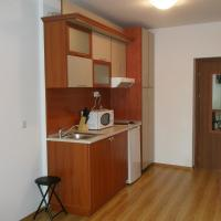 Standard One-Bedroom Apartment with Balcony