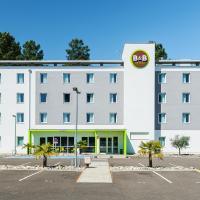 Hotel Pictures: B&B Hôtel Mont-de-Marsan, Saint-Avit