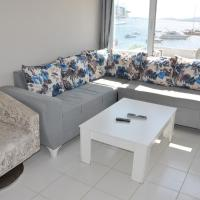 One-Bedroom Apartment with Sea View and Large Kitchen