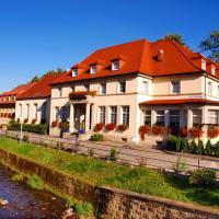 Hotel Pictures: Hotel Sächsisches Haus, Berggiesshübel