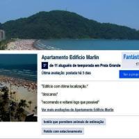Hotel Pictures: Apartamento Edificio Marlin, Praia Grande