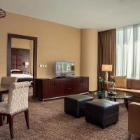 Club Rotana Premium Suite with Lounge Access