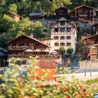 Hotel Pictures: Hotel Nest- und Bietschhorn, Blatten im Lötschental