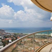 Two-Bedroom Apartment with Sea View - Eilat 61 Street