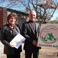 Hotel Pictures: Noravank B&B, Ch'iva