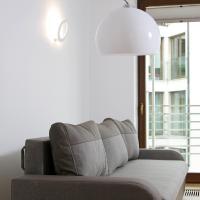 Luxury One-Bedroom Apartment with Balcony