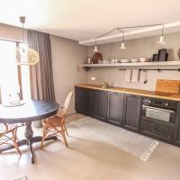 Studio Apartment with Sofa Bed