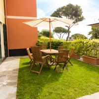 Two-Bedroom Apartment with Private Garden