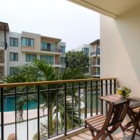 Two-Bedroom Apartment with Pool View (Free In-Room WiFi)