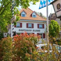 Hotel Pictures: Gasthaus zur Blume, Kleinkems