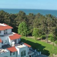 Hotel Pictures: Haus Meeresblick - Ferienwohnung Am Strand (Ref. 128682u1), Baabe