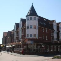 Hotel Pictures: Strandburg auf Juist - Ferienwohnung 206 (Ref. 50965), Juist