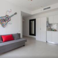 Two-Bedroom Apartment with Balcony - Yefe Nof 1 Street