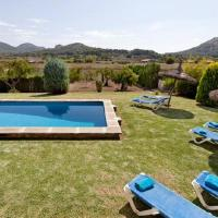 Hotel Pictures: Three-Bedroom Apartment in Mallorca with Pool XXIII, Alcudia