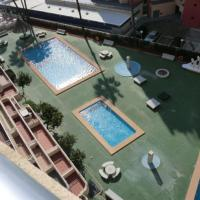 Hotel Pictures: Two-Bedroom Apartment in Alicante with Pool XLVI, Ifach