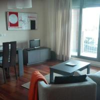 Hotel Pictures: Two-Bedroom Apartment in A Escardia with Pool IX, Latas