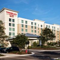 Hotellikuvia: TownePlace Suites by Marriott Orlando at Flamingo Crossings/Western Entrance, Kissimmee