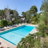 Hotel Pictures: Two-Bedroom Apartment in Mallorca with Pool IX, Cala de Sant Vicent