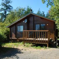 La Conner Camping Resort Wheelchair Accessible Cabin 16