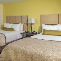 Studio Suite with Two Queen Beds - Hearing Accessible