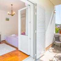 Double Room with Terrace and Garden View