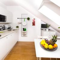 Two-Bedroom Apartment with Separate Terrace VII