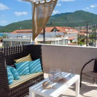 Deluxe Studio with Balcony & Sea view (2 Adults & 2 Children)