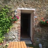 Rustico sulle colline Toscane